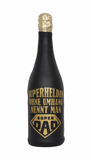 Superhelden ohne Umhang nennt man Super Dad ohne Exclusive Logo